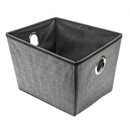 Caja de almacenaje, gris