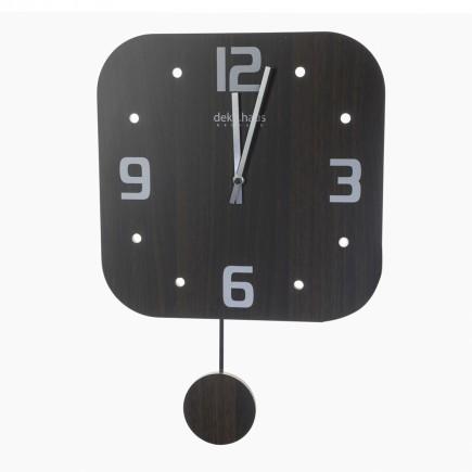 Reloj de pendulo cuadrado...