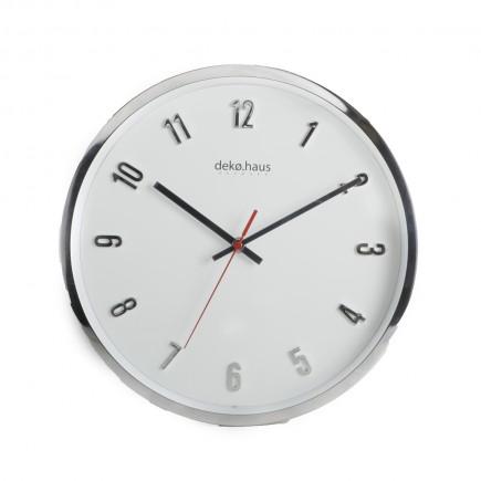 Reloj Pared Cromado 31 m
