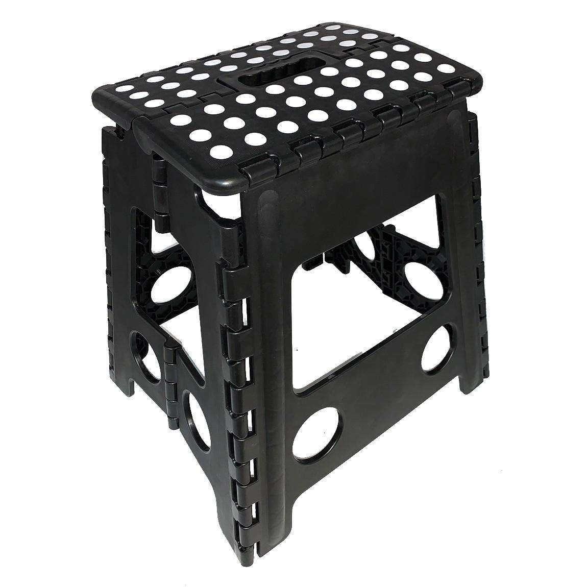 Banco Negro De Plástico, 150 Kg